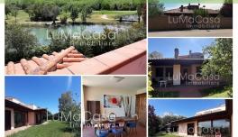 Rif. 098V - Villa singola con giardino mq 300 nel Golf Club Contrada Cerreto Miglianico CH ABRUZZO