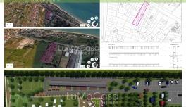 Rif. 100V - Terreno turistico-ricettivo con progetto approvato mq 6.170 Contrada Foro Ortona CH ABRUZZO